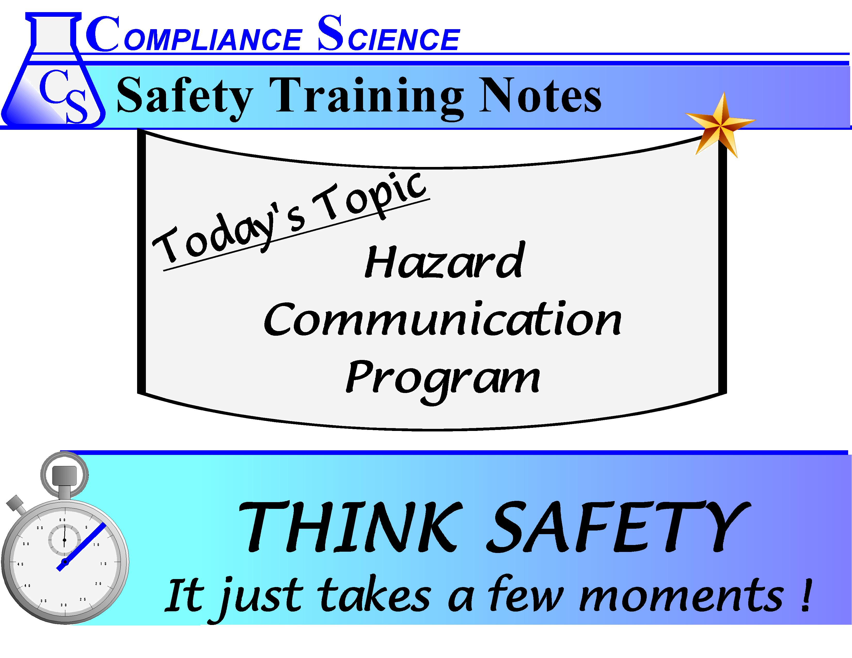 Health and Safety Workbooks & Training Material: Associate ...